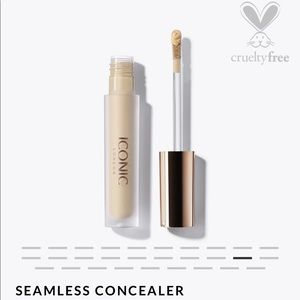 Iconic London seamless concealer- Fair Nude